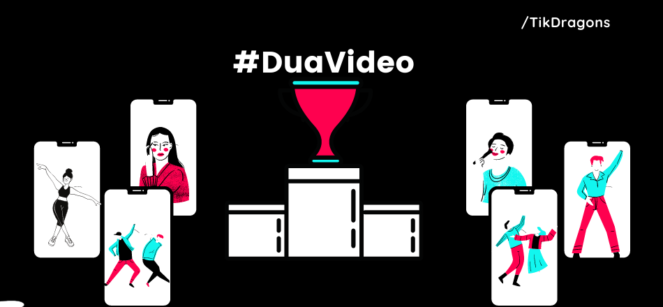 Dua Lipa launches #DuaVideo challenge with TikTok