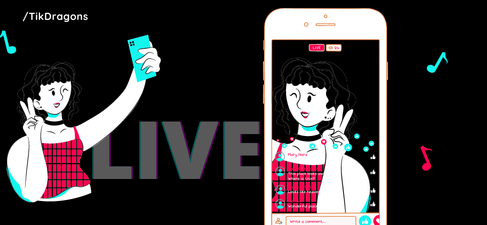 How TikTok Live Streams can Speed your Business Growth