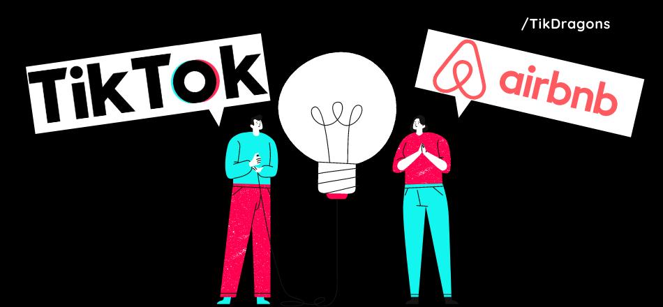 TikTok Creators land on Airbnb offering online experiences