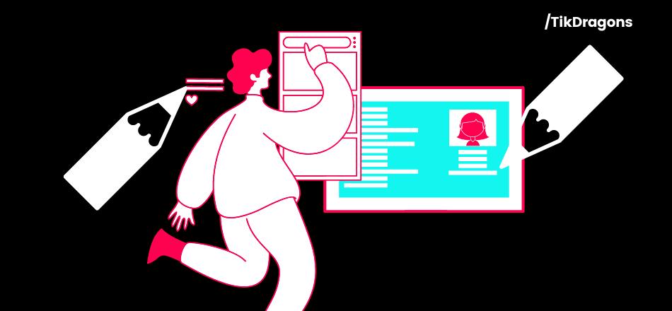 edit tiktok business profile