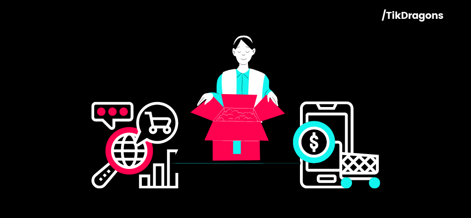 e-commerce business tiktok