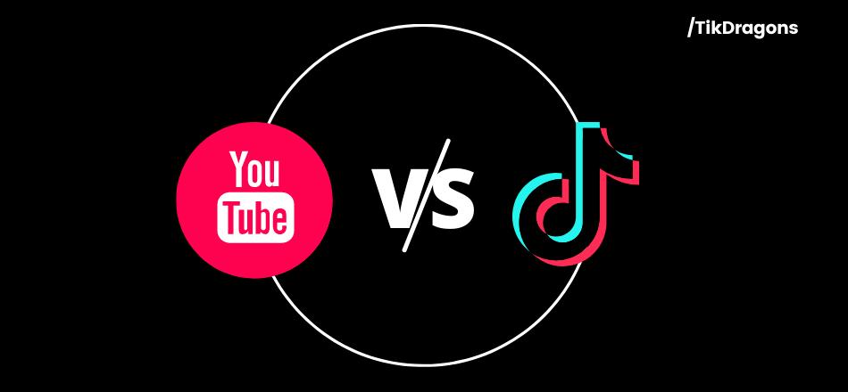 tiktok vs youtube differences