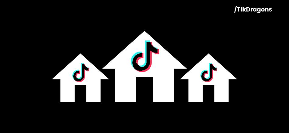 tiktok collab houses