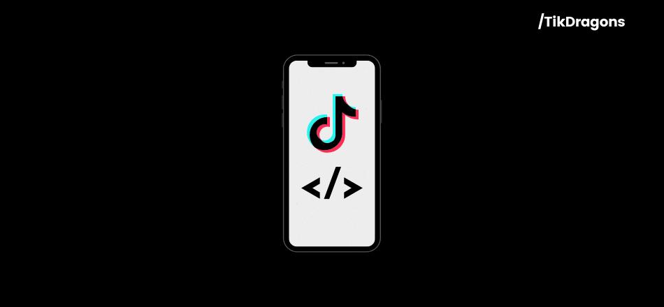 tiktok videos embed code