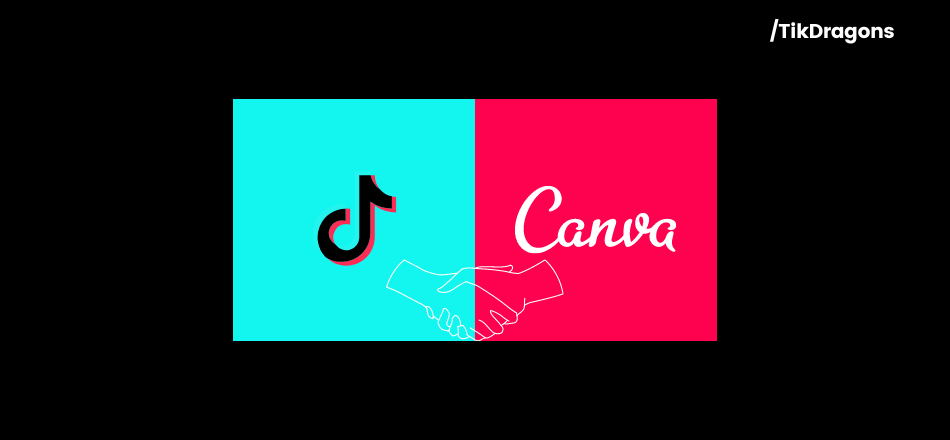 tiktok partners with canva